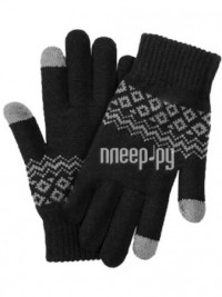 Фото Xiaomi FO Gloves Touch Screen Warm Velvet Black