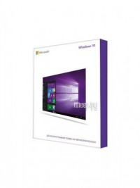 Фото Microsoft Windows 10 Home 32-bit/64-bit SP2, Rus, Only USB RS, USB HAJ-00073