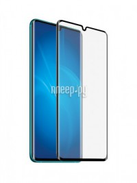 Фото Защитный экран Red Line для Xiaomi Mi Note 10 / Mi Note 10 Pro Full Screen 3D Tempered Glass Full Glue Black УТ000019213