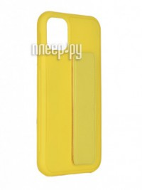Фото Чехол LuxCase для APPLE iPhone 11 PC+TPU Yellow 64002