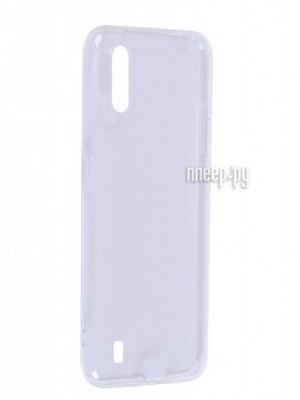 Фото Чехол LuxCase для Samsung Galaxy A01 TPU Transparent 60202