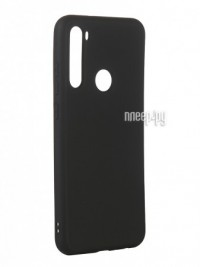 Фото Чехол Neypo для Xiaomi Redmi Note 8T Silicone Case Black NSC16023