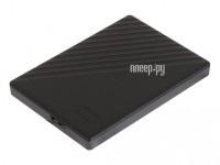 Фото Western Digital My Passport 2Tb Black WDBYVG0020BBK-WESN