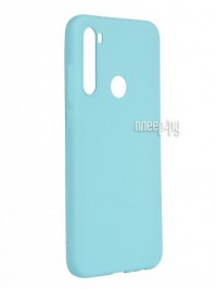 Фото Чехол Neypo для Xiaomi Redmi Note 8T Soft Matte Silicone Turquoise NST16167