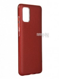 Фото Чехол Neypo для Samsung Galaxy A51 2020 Brilliant Silicone Red Crystals NBRL16113