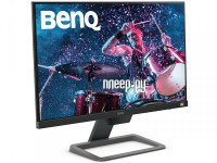 Фото BenQ EW2480 Black-Metallic Grey