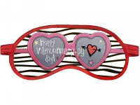 Фото RATEL Happy Valentines Day Pink Glasses One Size