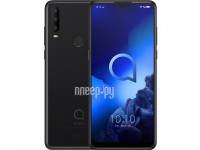 Фото Alcatel 3X 2019 5048Y DS 4Gb/64Gb Black
