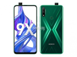 Фото Honor 9X 4/128Gb Emerald Green