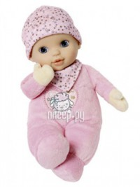Фото Zapf Creation Baby Annabell for Babies Сердечко 702-543