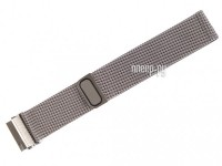 Фото Ремешок Red Line для Xiaomi Amazfit Bip/GTS 20mm Metal with Magnet Silver УТ000020344