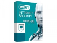 Фото Eset NOD32 Internet Security продление 1 год на ПК BOX (NOD32-EIS-RN(BOX)-1-3)