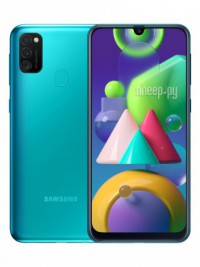 Фото Samsung SM-M215F Galaxy M21 4Gb/64Gb Green