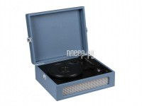 Фото Crosley Voyager Washed Blue CR8017A-WB