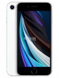 Фото APPLE iPhone SE (2020) - 64GB White MX9T2RU/A
