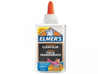 Фото Elmers Clear Glue для слаймов 147ml 2077929