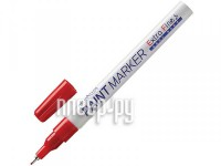 Фото MunHwa Extra Fine Paint Marker 1mm Red EFPM-03