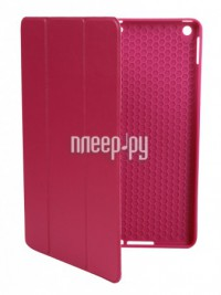 Фото Чехол Gurdini для APPLE iPad 10.2 Retina Leather Series Pen Slot Crimson 911372