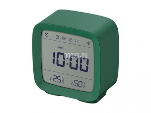 Фото Xiaomi ClearGrass Bluetooth Thermometer Alarm Clock CGD1 Green