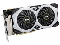 Фото MSI GeForce RTX 2070 Super Ventus GP OC 1785MHz PCI-E 3.0 8192Mb 14000Mhz 256-bit DP HDMI