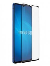 Фото Защитный экран Red Line для Realme X2 Pro Full Screen Tempered Glass Full Glue Black УТ000020970