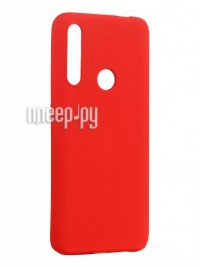 Фото Чехол Neypo для Honor 9X/P Smart Z Silicone Case 2.0mm Red NSC15665