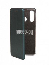 Фото Чехол Neypo для Huawei Honor 20S/20 Lite Premium Dark Green NSB16524