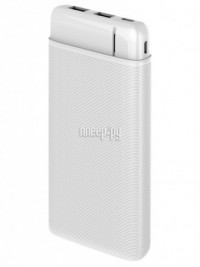 Фото Ginzzu Power Bank 10000mAh White GB-3975W