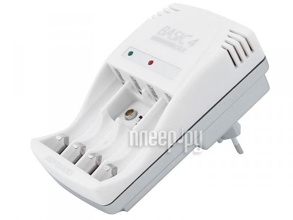 Зарядное устройство Ansmann BASIC 4 plus 5107343[Перейти в каталог этих товаров]