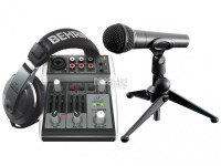 Фото Behringer Podcastudio 2 USB