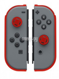 Фото Накладки Nintendo Switch Joy-Con Armor Guards 2 Pack Red 500-033-EU-RD