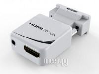 Фото KS-is HDMI F to VGA F + Audio KS-425