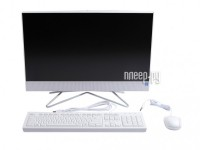 Фото HP 24-df0033ur White 14Q04EA (Intel Pentium J5040 2.0 GHz/4096Mb/256Gb SSD/Intel HD Graphics/Wi-Fi/Bluetooth/Cam/23.8/1920x1080/Windows 10 Home 64-bit)