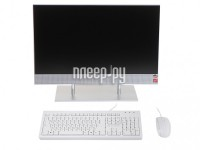 Фото HP 24-dp0033ur Silver 1G1D5EA (AMD Ryzen 5 4500U 2.3 GHz/8192Mb/1000Gb + 256Gb SSD/AMD Radeon Graphics/Wi-Fi/Bluetooth/Cam/23.8/1920x1080/DOS)
