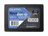 Фото Qumo Novation TLC 3D 480Gb Q3DT-480GAEN