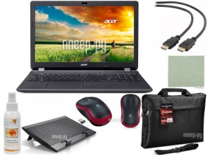 Фото Acer Extensa EX215-51-59Y1 Black NX.EFZER.00M Выгодный набор + подарок серт. 200Р!!!(Intel Core i5-10210U 1.6 GHz/8192Mb/512Gb SSD/Intel HD Graphics/Wi-Fi/Bluetooth/Cam/15.6/1920x1080/Only boot up)
