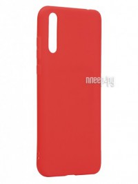 Фото Чехол Neypo для Huawei Y8p 2020 Soft Matte Silicone Red NST17598