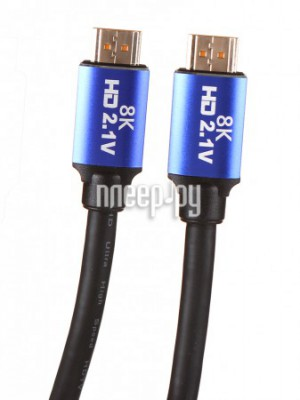 Фото ATcom HDMI High Speed Metal Gold ver 2.1 2m AT8884