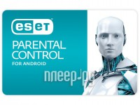 Фото Eset NOD32 Parental Control для всей семьи 1 год Card NOD32-EPC-NS(CARD)-1-1