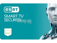 Фото Eset NOD32 Smart TV Security для 1 устройства 1 год Card NOD32-MST-NS(CARD)-1-1