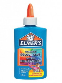Фото Elmers Opaque Glue 147ml Blue 2109500