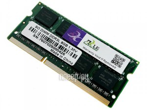 Фото Axle DDR3L SO-DIMM 1600MHz PC-12800 CL17 - 8Gb 44912