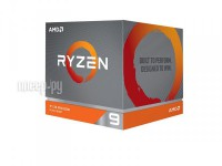 Фото AMD Ryzen 9 3900XT BOX