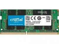 Фото Crucial DDR4 SO-DIMM 2666MHz PC21300 CL19 - 8Gb CT8G4SFRA266