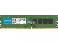 Фото Crucial DDR4 DIMM 2666MHz PC21300 CL19 - 8Gb CT8G4DFRA266