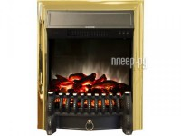 Фото RealFlame Fobos-S Lux Brass