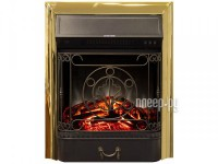 Фото RealFlame Majestic-S Lux Brass