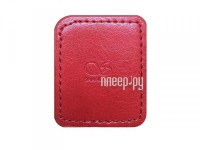 Фото Чехол Shanling для M0 Leather Case Red