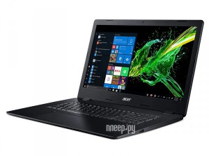 Фото Acer A317-32 NX.HF2ER.00D (Intel Pentium N5030 1.1 GHz/4096Mb/1000Gb/Intel UHD Graphics/Wi-Fi/Bluetooth/Cam/17.3/1600x900/no OS)