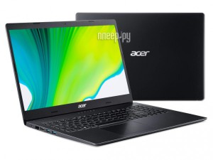 Фото Acer Aspire 3 A315-57G-58HN NX.HZRER.00C (Intel Core i5-1035G1 1.0 GHz/12288Mb/512Gb SSD/nVidia GeForce MX330 2048Mb/Wi-Fi/Bluetooth/Cam/15.6/1920x1080/Only boot up)